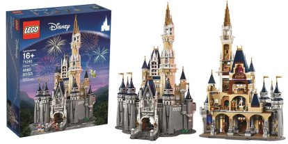 The LEGO Disney Castle Is Real and Amazing – Some Wishes Do Come True