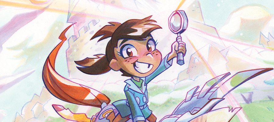 'Mega Princess' Is a Magical New All-Ages Comic From Boom! Studios