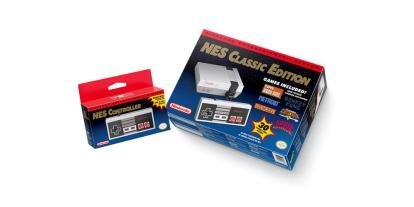 NES Classic Edition Pre-Orders at Target