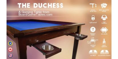 Q&A with Chad DeShon, Creator of the $499 Gaming Table