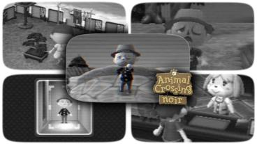 'Animal Crossing Noir' Animated Drama Combines Island Hopping and 'The Prisoner'
