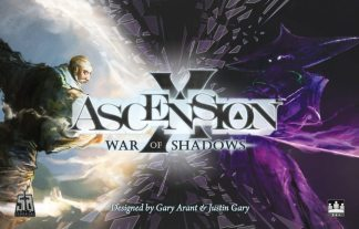 "Boardgame Review: ""Ascension X – War of Shadow"""