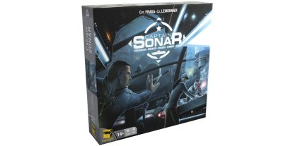 'Captain Sonar' Is an Exhilarating Game of Cat and Mouse