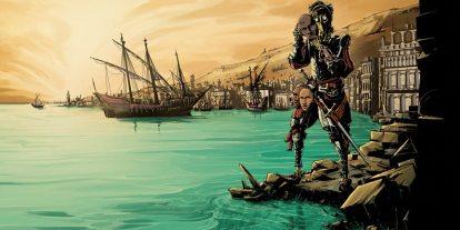 'Machinations': You're a Steampunk Robot