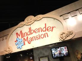 Get Twisted in the Mindbender Mansion