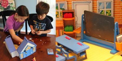 Playmobil Playroom: Take Along School House