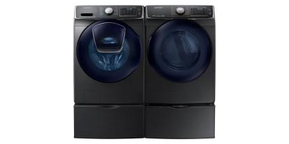 Samsung Washer and Dryer Pair Boast Lots of Features and Huge Improvements