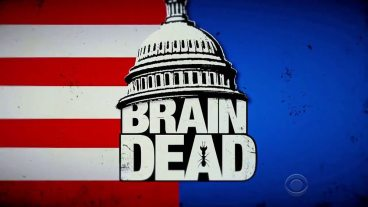 Review: 'BrainDead' Will Have You Laughing, Despite Yourself