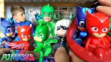 'PJ Masks' Toys Pass the Child Test