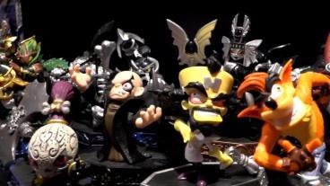 Cortex and Kaos Skylanders Revealed at Gamescom