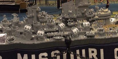 Brickmania's World War Brick: Building the Next Generation