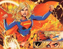 DC This Week – Supergirl Takes Flight Again