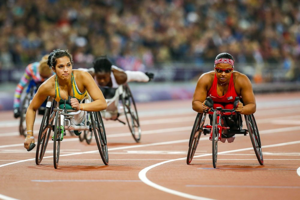 Tune Into the Paralympics Now — Records Are Being Set!