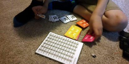 'HoliMaths X': A Multiplication Game That Won't Make You Hate Times Tables