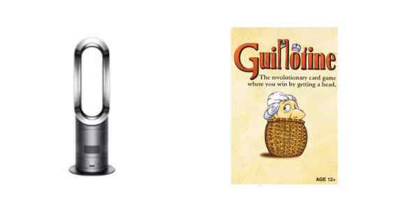 Save Big on a Dyson Heater/Fan, Guillotine Card Game – Daily Deals!