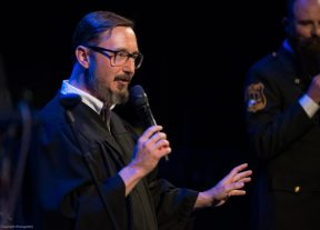 Judge John Hodgman Is Taking the Courtroom on the Road
