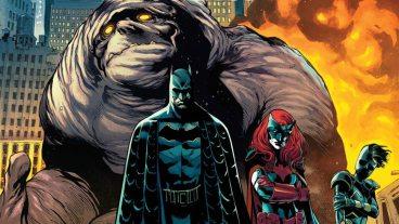 DC This Week – Doom Patrol Delivers the Strange