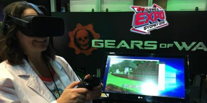 EB Games Expo 2016 Highlights