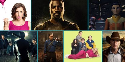 Staff Picks: 10 TV Shows We're Excited to Watch This Fall