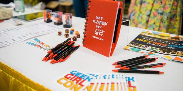 The Excited for Geek Girl Con 2016 Post