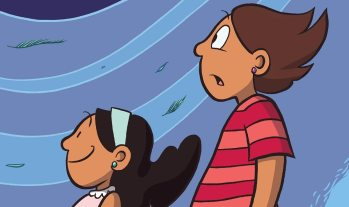 Raina Telgemeier Is Back and She Brought 'Ghosts' With Her