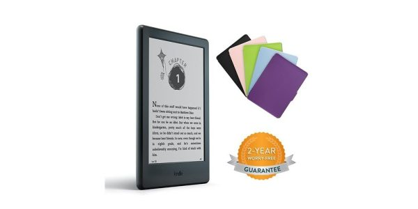 Amazon's Discounted Kindle for Kids Bundle Includes Cover and Warranty