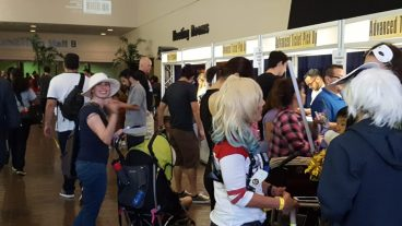 Love and Loathing in Long Beach Comic Con