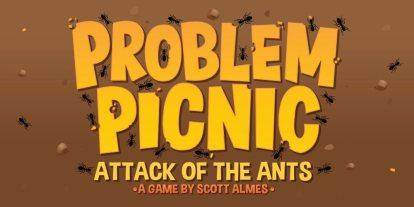Kickstarter Tabletop Alert: 'Problem Picnic'
