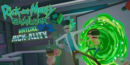 The Genesis of 'Rick and Morty Simulator: Virtual Rick-ality'