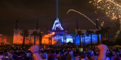 'Star Wars': A Galactic Spectacular at Walt Disney World