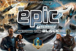 Kickstarter Tabletop Alert: 'Tiny Epic Galaxies: Beyond the Black'