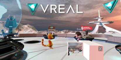 VREAL Is Making Virtual Reality Streaming a Thing