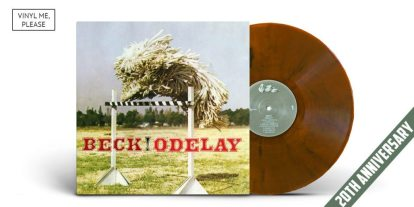 Beck's Historic Album 'Odelay' Earns a 20th Anniversary Vinyl Release