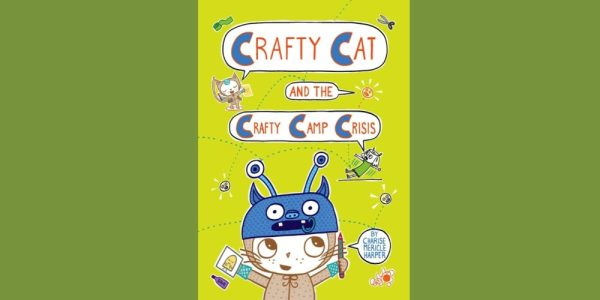 Adorable DIY With 'Crafty Cat'