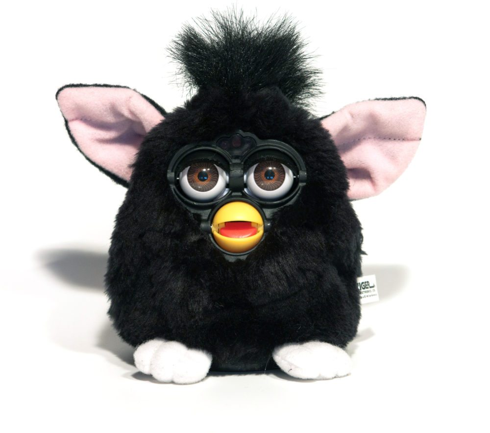 Would you bring this Furby into your house?