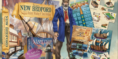 The Dice Section #30: 'New Bedford'