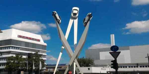 GeekDad Travel: Porsche Vs Mercedes in Battle of the Museums