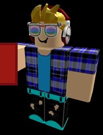 Sam's Roblox guy