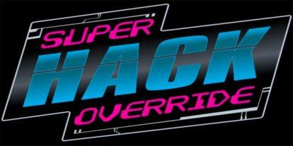 Kickstarter Tabletop Alert: 'Super Hack Override'