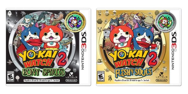 10 Things Parents Should Know About 'Yo-Kai Watch 2'