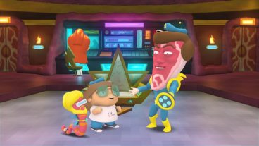 'Future-Worm!' Enters Another Dimension: Exclusive Sneak Peek!