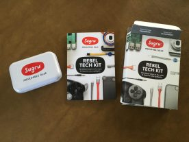 The Sugru Rebel Tech Kit
