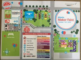 Maker Faire Atlanta 2016 Post-Review