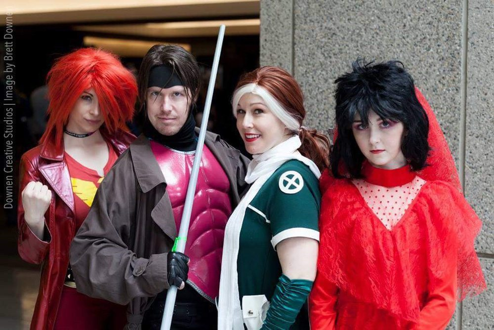 Cosplay Family Spotlight: The Aldridge Family