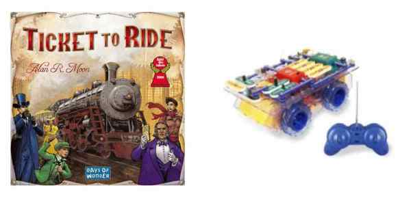 Save Big on 'Ticket to Ride,' Build a Snap Circuits R/C Rover Electronics Kit – Daily Deals