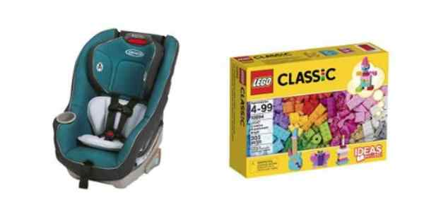 Save 30% off Graco Products, Get Colorful LEGO Bricks for a Great Price – Daily Deals!