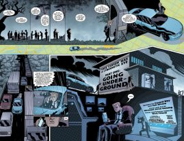 DC This Week – Cave Carson Has a Great Start