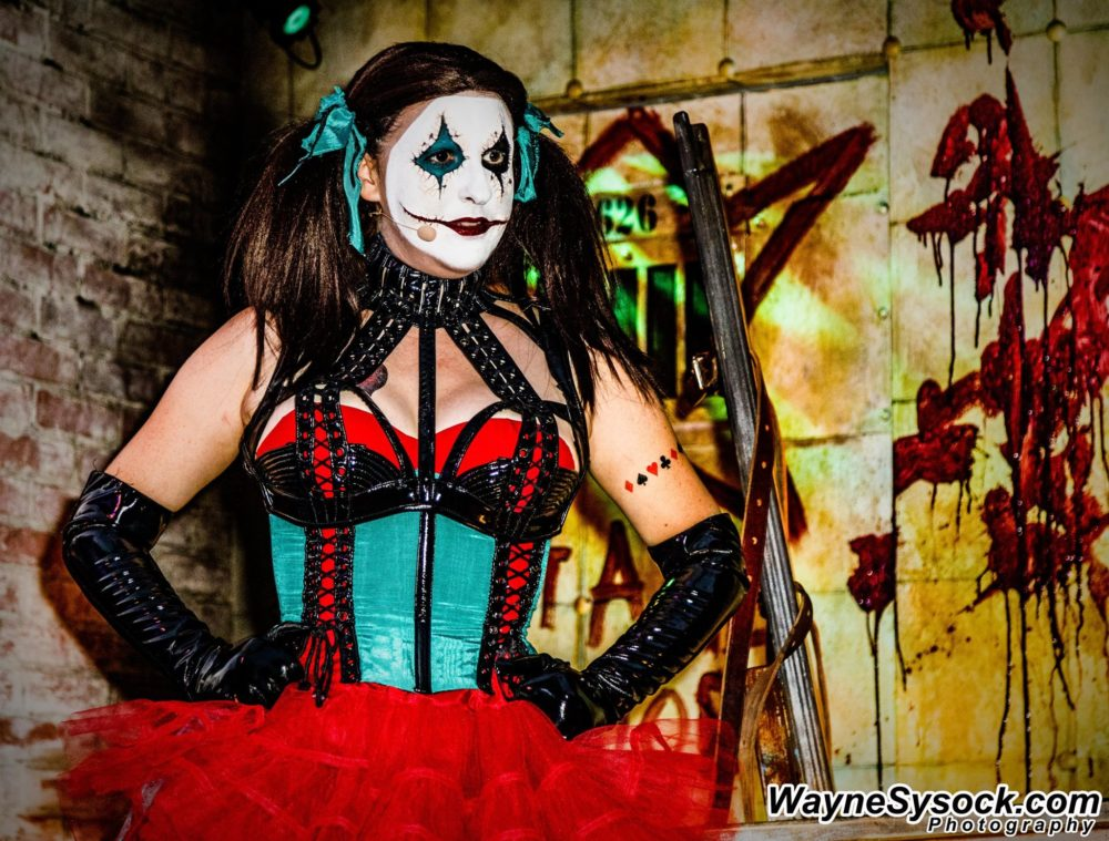 Take a Chance on this scare zone.  Image courtesy of Wayne Sysock Photography