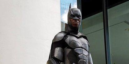 Representation in Cosplay: The Batman