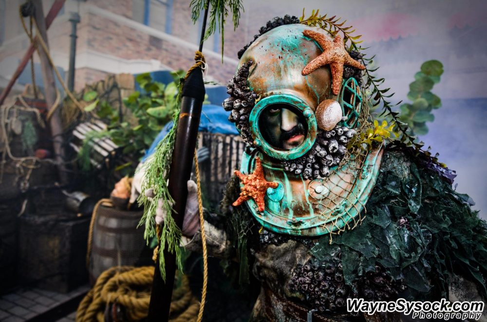 Dead Mans Warf  Image courtesy of Wayn Sysock Photography